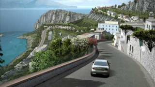 Gran Turismo 4 Soundtrack - Moon Over The Castle