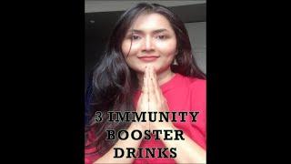 3 IMMUNITY BOOSTER DRINKS   Ayurveda   Covid Precaution I Home Remedy I Divyangi Lifestyle