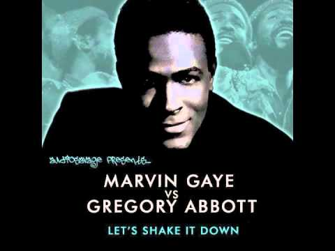 Marvin Gaye vs Gregory Abbott - Let's Shake It Down