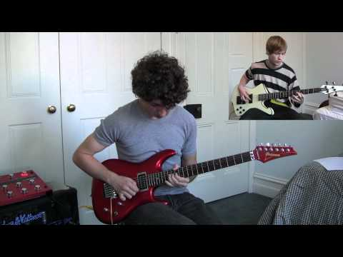 """Nic and Dale from Jade Monkey play along """"Misery"""" by Maroon 5. It's so funkay! We claim no copyright on the original and the music is the property of the respective owners. Nic's Gear: Guitar:..."""