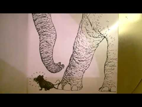 Romhányi József: A bűnbánó elefánt