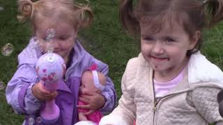 Childrens museum Tacoma, Salmon Days, Sandbox, Spooner Farms 2018