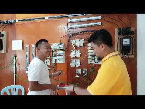 3 JAM MENCARI KEROSAKAN WIRING YG SEBENARNYA TIDAK ROSAK - Final Test - Ujian Litar Pintas - 3 Phase