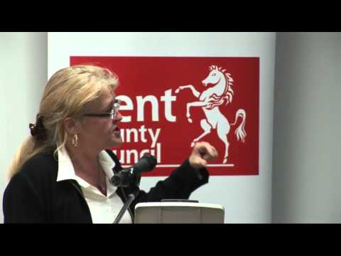 Laura Sandys speaks at the Regional Growth Fund Launch