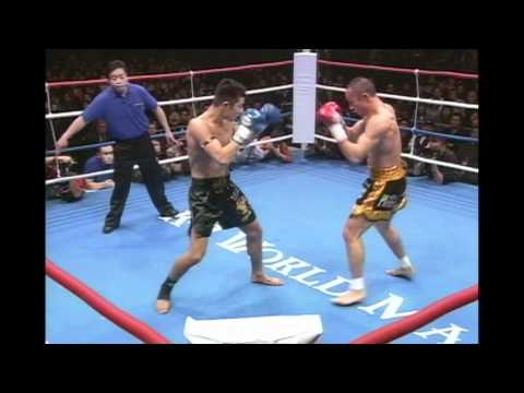 K-1 MAX - Kozo Takeda vs. Kojiro - Japan Tournament 2003