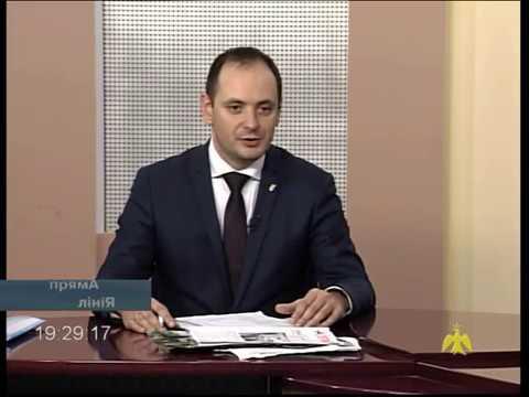 """Руслан Марцінків в програмі """"Пряма лінія"""" на ОТБ """"Галичина"""""""