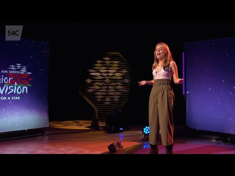 Katie | Chwilio am Seren | Junior Eurovision 2019 | Cymru | Wales
