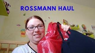 Rossmann Haul/ Baby& Kleinkind/ Pflege