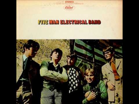 Five Man Electrical Band - Half Past Midnight
