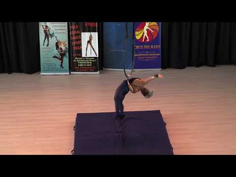 Щекотихина Полина 13 лет - Catwalk Dance Fest VIIl [pole dance, aerial] 14.05.17.