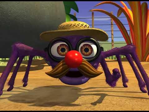 Incy Wincy Araña - Canciones Infantiles de la Granja