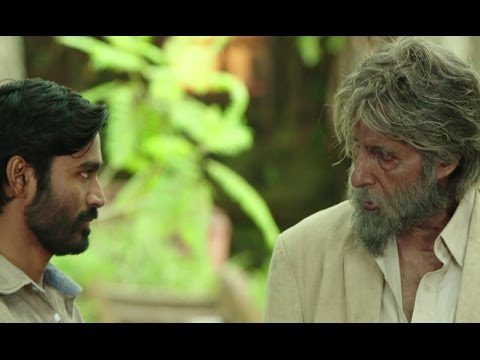 Dhanush Gets Rejected In Bollywood - Shamitabh