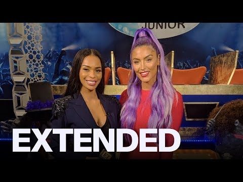Natalie Eva Marie On Her 'Mean Girl' Moniker In The 'Celebrity Big Brother' House  EXTENDED