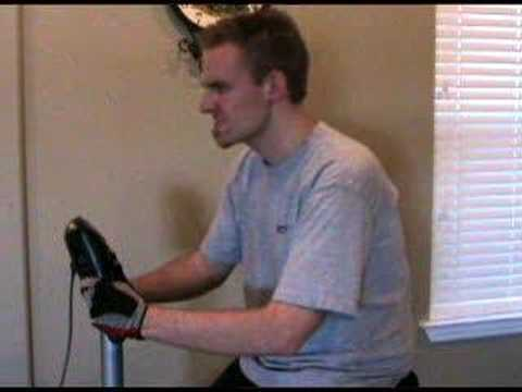 Workout while gaming: The Kilowatt Controller