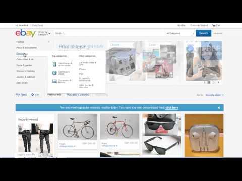 Cupon Ebay 15 USD de descuento con compra 20 USD