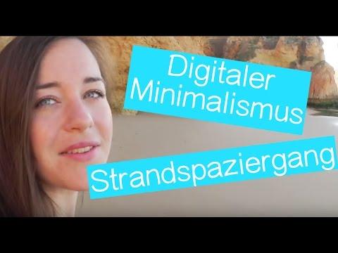 ReiseVlog #5 Digitaler Minimalismus | Kinder und Medien | Strandspaziergang