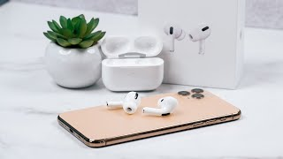 AirPods Pro Review! Worth It?