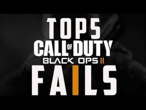 BlackOps2 : Top 5 Fail Ep.5