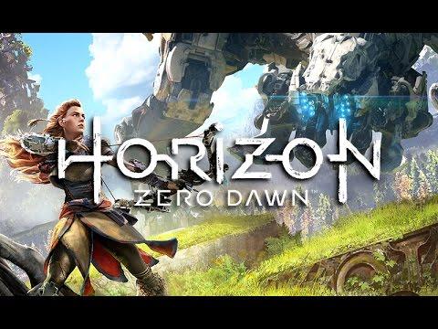 Фильм HORIZON ZERO DAWN (полный игрофильм, весь сюжет) [60fps, 1080p]