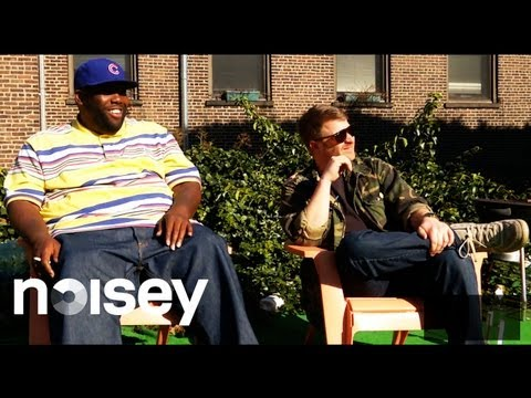Killer Mike & El-P On Trayvon Martin - Noisey Meets #05