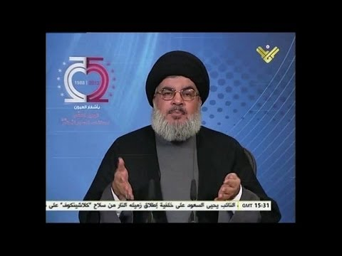 Saudi blocking Syria peace talks: Hezbollah chief