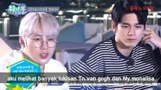 [Indo sub] wanna travel eps 8