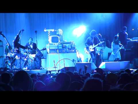 Jack White - Icky Thump 7/19/14 Louisville, KY @ Forecastle Music Festival