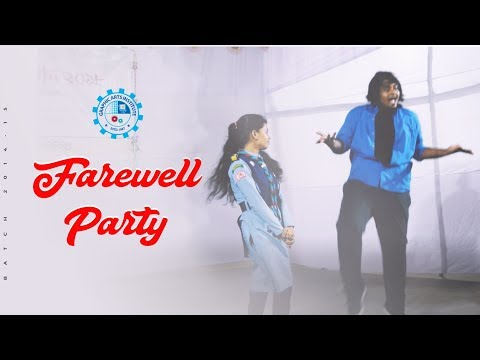 Graphic Arts Farewell Party 2018 | Bollywood songs dance | Khondokar Touhid Likhon & Megha Moni