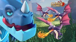 E-Drags vs Dragons - When to Use Each | Clash of Clans
