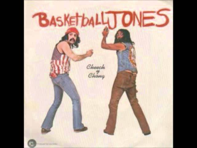 Cheech and Chong -  Basketball Jones 45 at 33