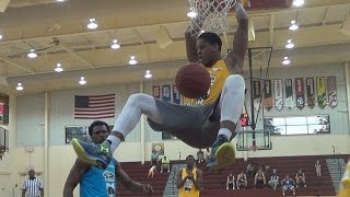 West Virginia Commit Sagaba Konate Is A Beast!! Akron Canton AM Pro Summer Mixtape