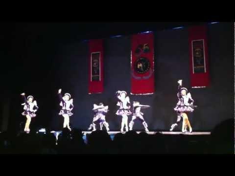 Caporales Ruphay - Concurso de Saya Caporal VA 2012