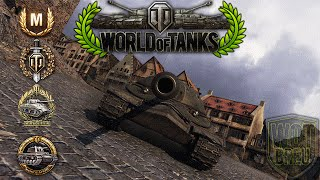 World of Tanks - IS-7 - 9 Kills - 8.7k Damage - 1vs5 [Replay|HD]