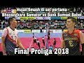 download mp3 dan video FINAL PROLIGA 2018 | HUJAN SMASH DI SET 1 BHAYANGKARA SAMATOR VS BANK SUMSEL BABEL SERU