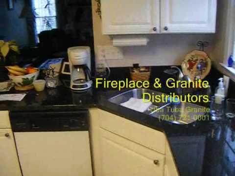 Uba Tuba Granite Countertops - YouTube