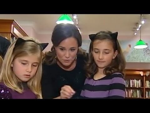 Pippa Middleton Book Tour: Girl Tells Her 'I Hate Princesses'