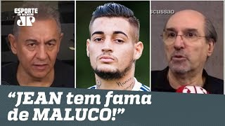 """""""O JEAN tem fama de MALUCO!"""" Jornalistas analisam TRETA no São Paulo!"""