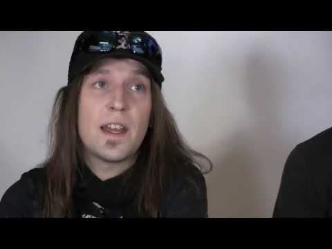 CHILDREN OF BODOM - Part 2: Nuclear Blast Facebook Fan-Interview (HALO OF BLOOD)