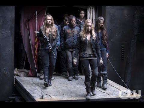 "The 100 After Show Season 1 Episode 13 ""We Are Grounders, Part 2"""" 