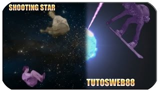 Efecto Shooting Star Sony Vegas Tutorial