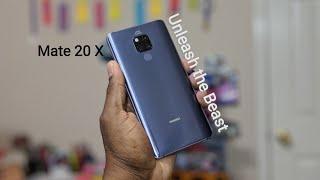 Huawei Mate 20 X | Unleash the BEAST!
