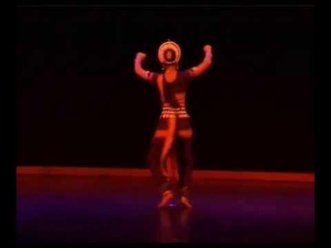Nitisha Nanda   Odissi Shiva Tandava Stotram World Dance Festival...
