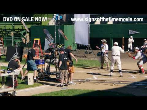 "Part 2 of 3: Behind the scenes of making the feature documentary ""Signs of the Time: The Myth, The Mystery, The Legend of Baseball's Greatest Innovation"" htt..."