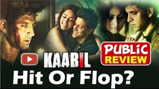 """Kaabil"" Movie Public Review 