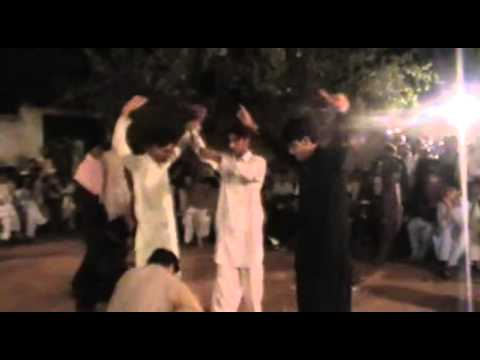 Muqabla Mujahid  Barh Kohat Mast Dance video