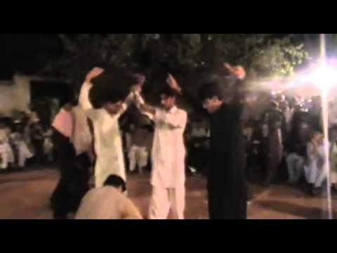 Muqabla Mujahid  Barh Kohat Mast Dance video