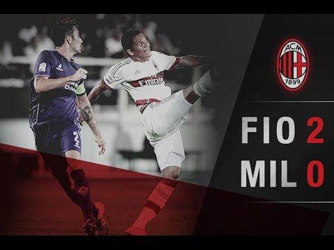 Fiorentina-AC Milan 2-0 Highlights | AC Milan Official