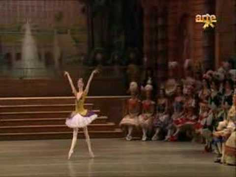 Ekaterina Osmolkina - Aurora variation from III act