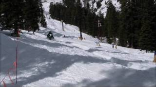 Pebble Creek RMSHA hillclimb 2011   Qualifying runs