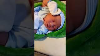 Baby Beryl new born